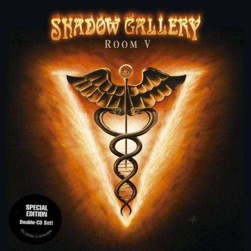 Shadow Gallery - RооmV [2СD] (2005)