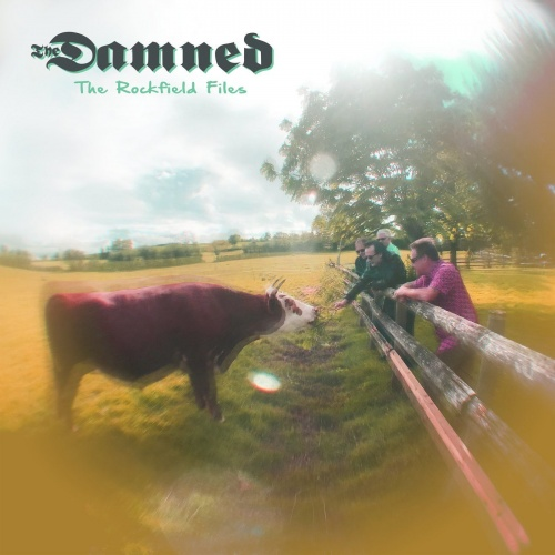 The Damned - The Rockfield Files (EP) (2020)