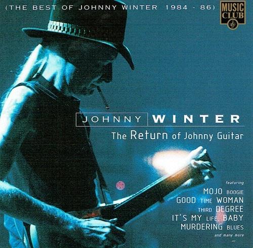 Johnny Winter - The Return Of Johnny Guitar (1996)