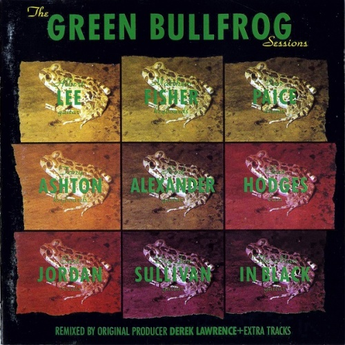 Green Bullfrog - The Green Bullfrog Sessions (1971)