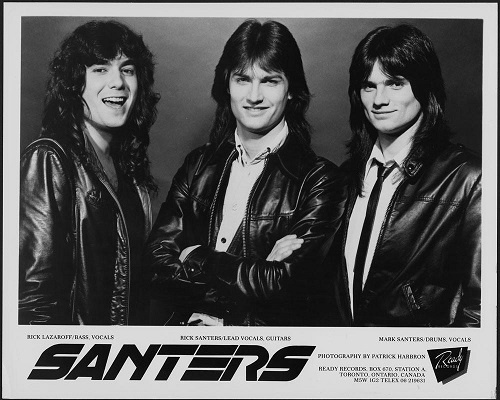 Santers - Discography (1981-2000)