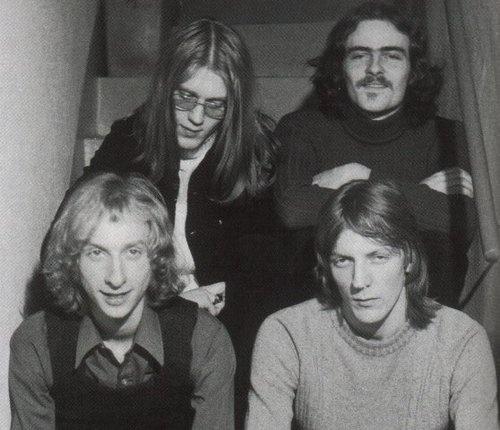 Tetragon - Discography (1971-1973)