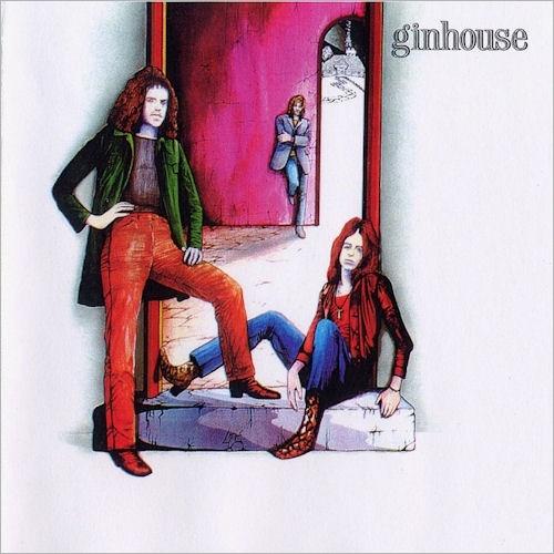 Ginhouse - Ginhouse (1971)