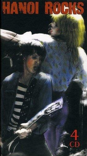 Hanoi Rocks - Hanoi Rocks [4CD Box Set] (2001)