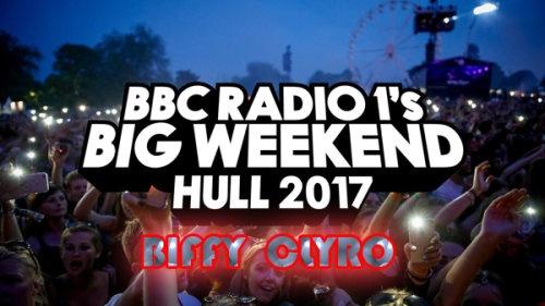 Biffy Clyro - BBC Radio 1's Big Weekend (2017)