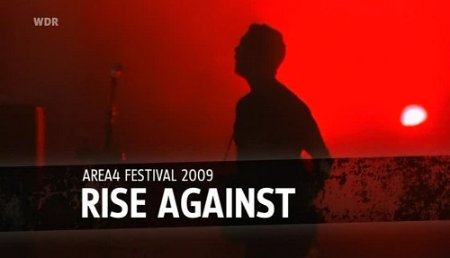 Rise Against - Live Area4 Festival (2009)