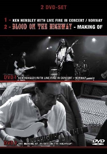 Ken Hensley With Live Fire: In Concert / Norway (2007)