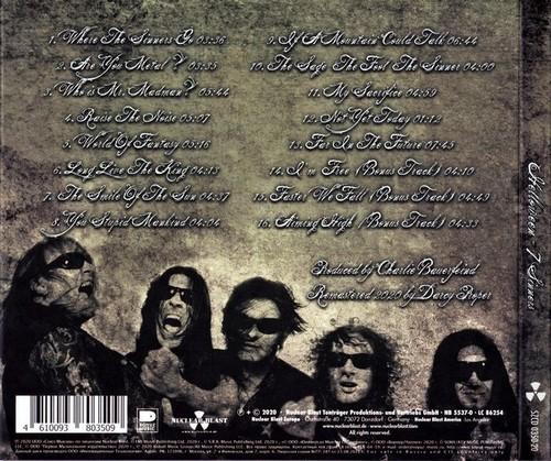 Helloween - 7 Sinners (Remastered 2020) (2020) + Hi-Res