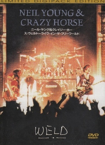 Neil Young & Crazy Horse - Weld (1991)