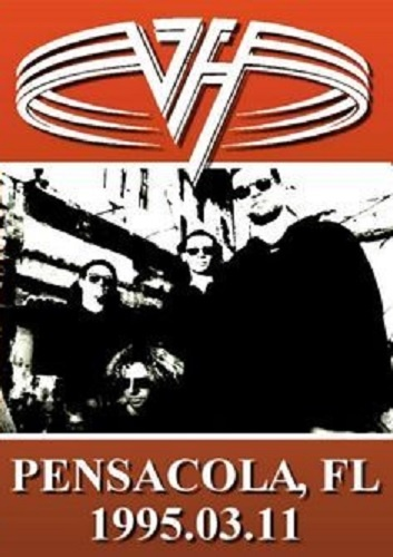 Van Halen - Pensacola, Florida 1995