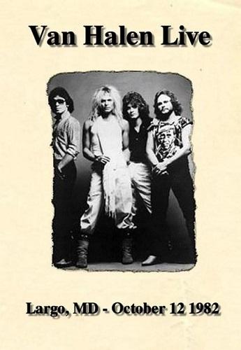 Van Halen - Live in Largo 1982