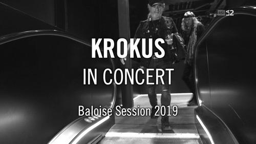 Krokus - Baloise Session (2019)