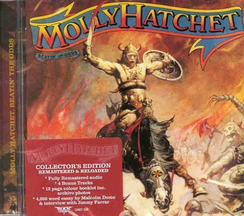 MOLLY HATCHET – Beatin' The Odds +4 [Rock Candy Remastered]