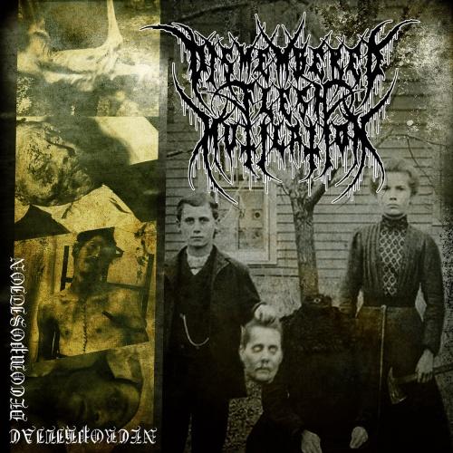 Dismembered Flesh Mutilation - Necrophiliac Decomposition (2020)