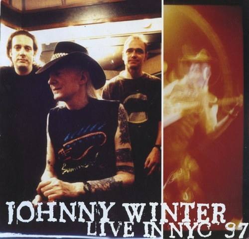 Johnny Winter - Live In NYC' 97 (1998)