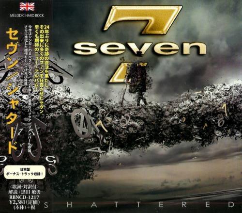 Seven - Shаttеrеd [Jараnеsе Еditiоn] (2016)