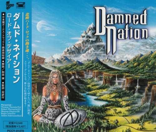 Damned Nation - Rоаd Оf Dеsirе [Jараnеsе Еditiоn] (1999)