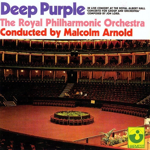 Deep Purple - Concerto for Group and Orchestra [Reissue 2002] (1969)