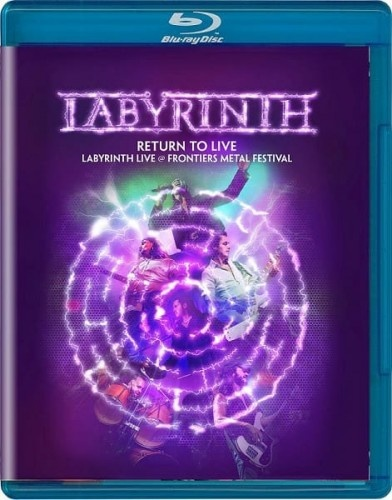 Labyrinth - Return to Live (2018)