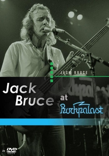 Jack Bruce - Live at Rockpalast - Grugahalle Essen (1980)