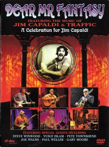 VA - Dear Mr. Fantasy - Featuring the Music of Jim Capaldi and Traffic: A Celebration for Jim Capaldi (2007)