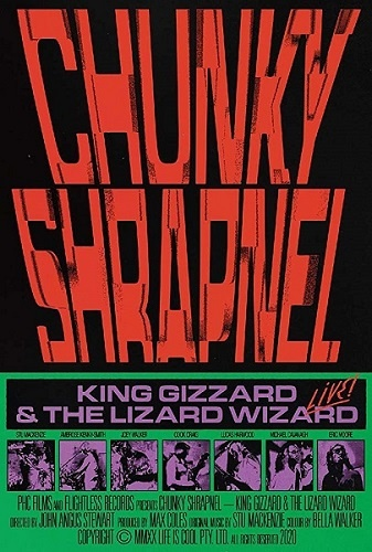 King Gizzard & The Lizard Wizard - Chunky Shrapnel (2020)
