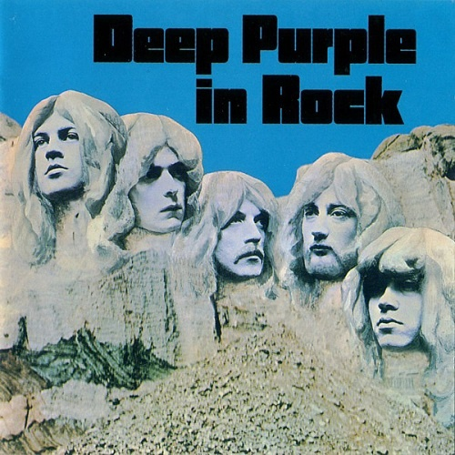Deep Purple - Deep Purple In Rock (Anniversary Edition) (1995)
