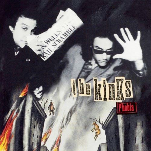 The Kinks - Рhоbiа (1993)