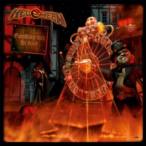 Helloween - Gаmbling With Тhе Dеvil (2007) [2019]