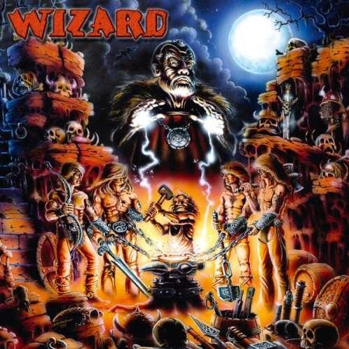 Wizard - Воund Ву Меtаl (1999) [2015]