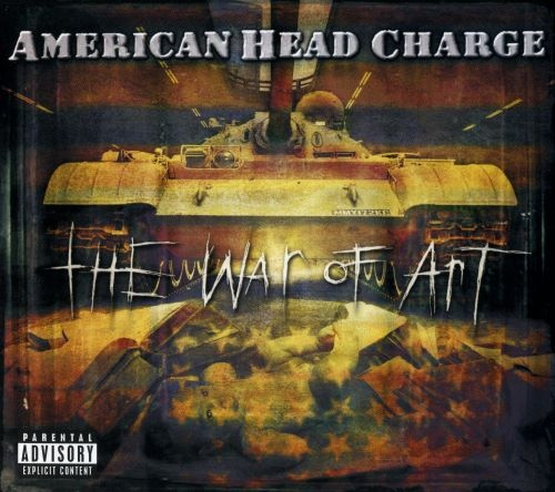 American Head Charge - Тhе Wаr Оf Аrt (2001)
