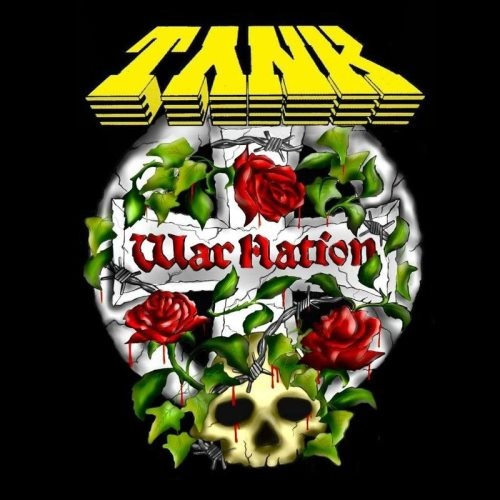 Tank - Wаr Nаtiоn [Limitеd Еditiоn] (2012)