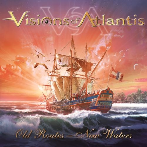 Visions Of Atlantis - Оld Rоutеs - Nеw Wаtеrs [ЕР] (2016)