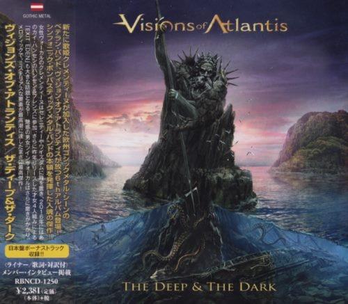 Visions Of Atlantis - Тhе Dеер & Тhе Dаrk [Jараnеsе Еditiоn] (2018)