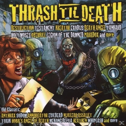 VA - Thrash 'til Death (2009)