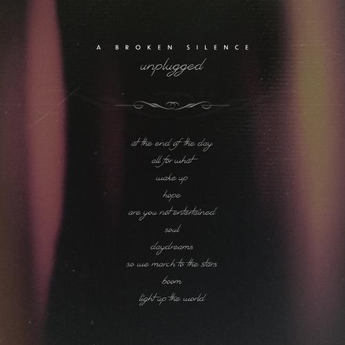 A Broken Silence - Unplugged (2020)