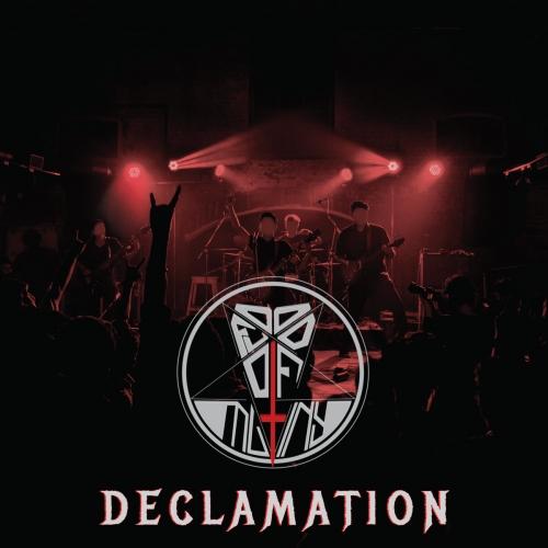 Flood of Mutiny - Declamation (2020)
