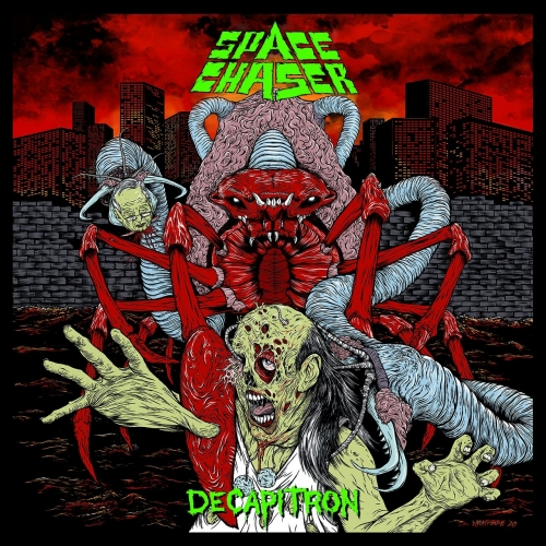 Space Chaser - Decapitron (EP) (2020)