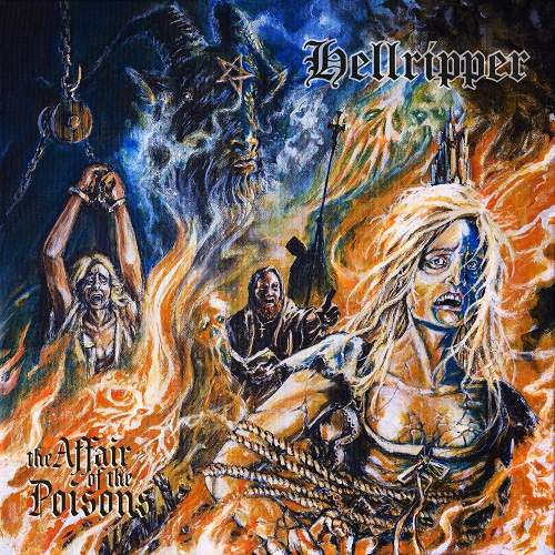 Hellripper - The Affair of the Poisons (2020)
