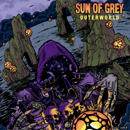 Sun of Grey - Outerworld (2020)