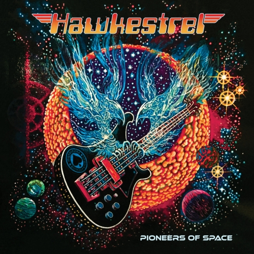 Hawkestrel - Pioneers of Space (2020)