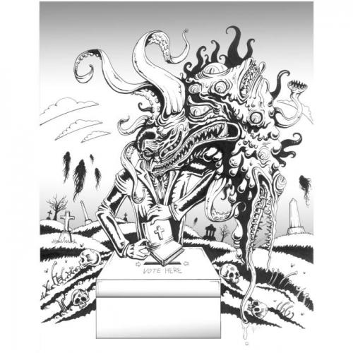 Satan's Basement - Devout Malevolence (2020)