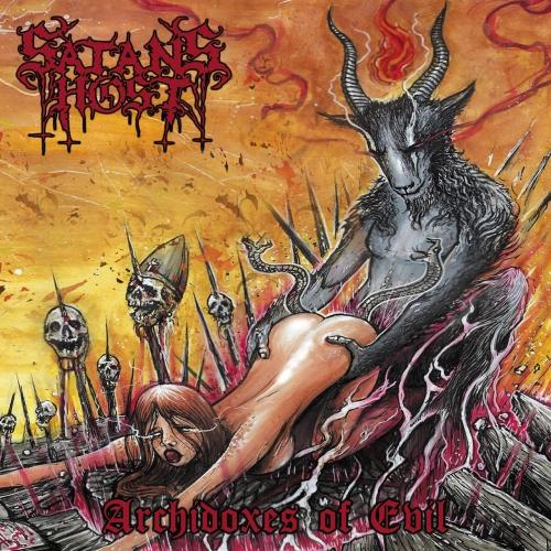 Satan's Host - Archidoxes of Evil + Bonus (Reissue) (2020)