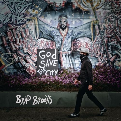 Brad Brooks - God Save the City (2020)