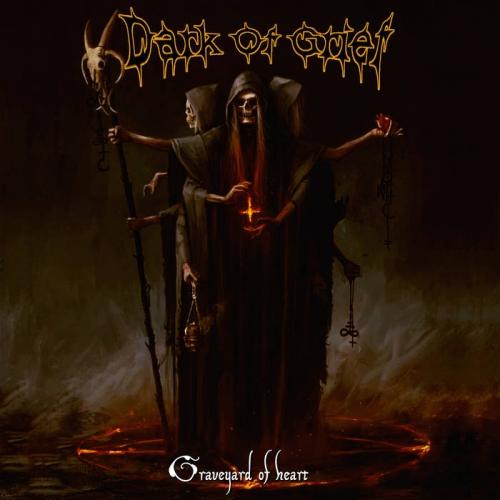 Dark of Grief - Graveyard of Heart (2020)