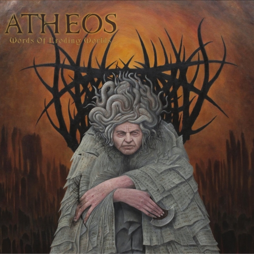 Atheos - Words of Eroding Worlds (2020)
