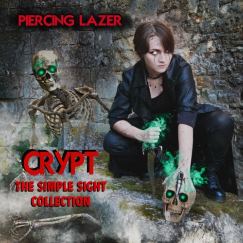 Piercing Lazer - Crypt: The Simple Sight Collection (2020)