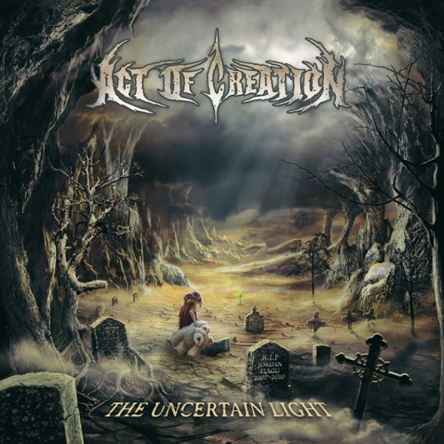 Act of Creation - The Uncertain Light (2020)
