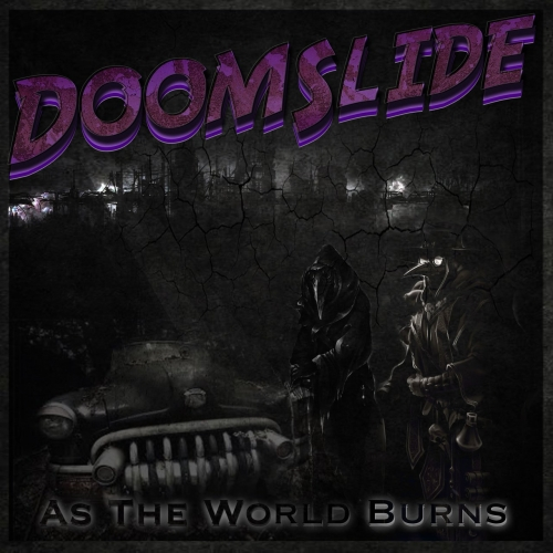 Doomslide - As the World Burns (2020)