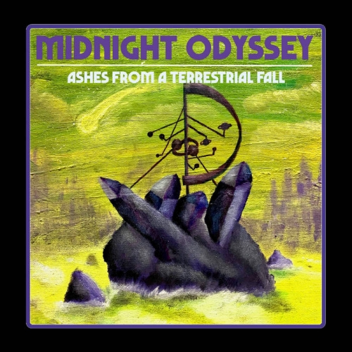 Midnight Odyssey - Ashes From a Terrestrial Fall (2020)